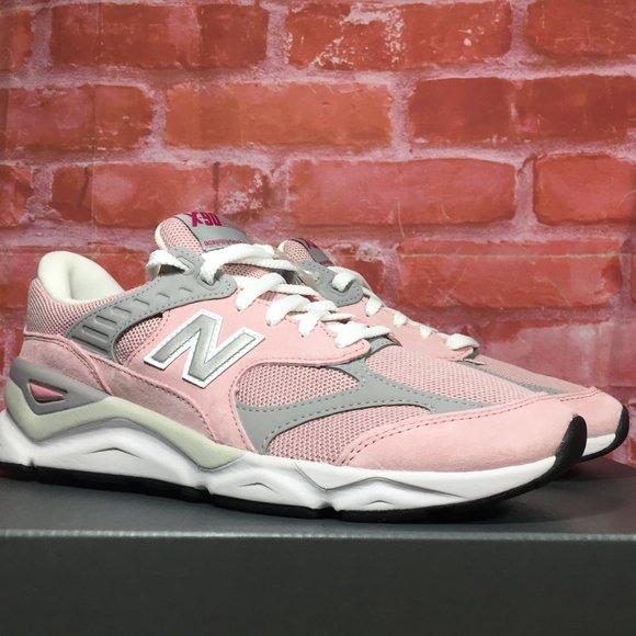 New Balance X9 Msx90rmn Pink Grey White
